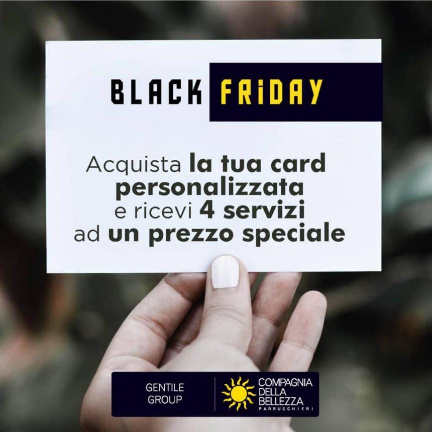 COMPAGNIA DELLA BELLEZZA – BLACK FRIDAY CARD!