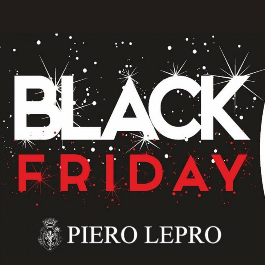 PIERO LEPRO BLACK FRIDAY!