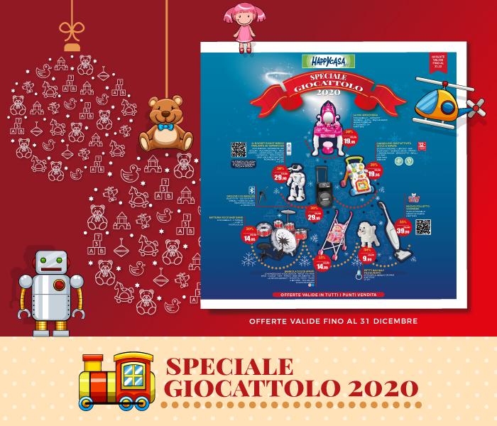SPECIALE GIOCATTOLO 2020: HAPPY CASA!