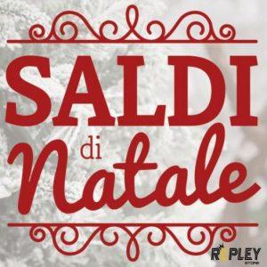 REPELY SALDI DI NATALE!